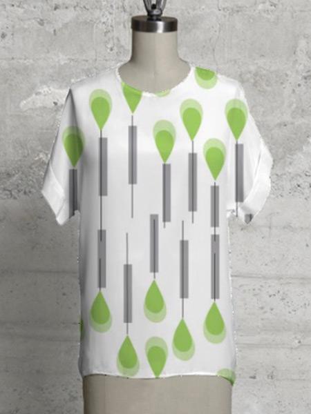 queti azurin design on shop vida garment